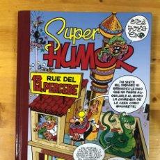 Cómics: SUPER HUMOR, NÚM 13. RUE DEL 13, PERCEBE.. Lote 175021777