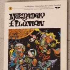 Cómics: COLECCIÓN LAS MEJORES HISTORIETAS DEL COMIC ESPAÑOL Nº 1 MORTADELO Y FILEMÓN EL MUNDO. Lote 175164335