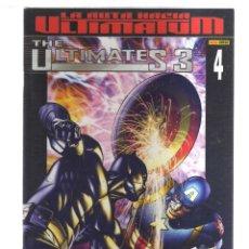 Cómics: THE ULTIMATES 3 LA RUTA HACIA ULTIMATUM N,4. Lote 175201307