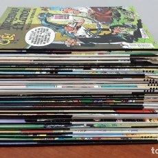Comics: OLÉ! MORTADELO -LOTE DE 33 NÚMEROS.ENTRE EL 1 Y 149.- EDICIONES B. 1993. LEER. Lote 175233593