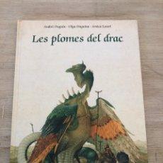 Cómics: LES PLOMES DEL DRAC. Lote 175251649