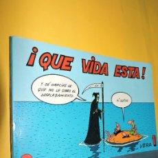 Cómics: QUE VIDA ESTA. Nº 1. ED. PLÉYADES. . Lote 175254665