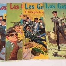 Cómics: LOS GENTLEMEN - JUNIOR (GRIJALBO) / COLECCIÓN COMPLETA. Lote 175268600