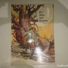 Cómics: TEBEO LA ISLA DEL TESORO 1977 EDICIONES AMAIKA , LEER DESCIPCION. Lote 175304778