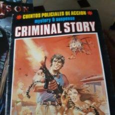 Cómics: TEBEOS-CÓMICS CANDY - CRIMINAL STORY 3 - NEW COMIC- AA99. Lote 175354998