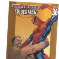 Cómics: ULTIMATE SPIDERMAN N,36 PANINI. Lote 175411045