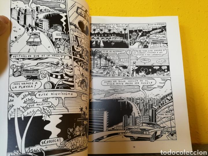 Cómics: HISTORIAS DE GARRIRIS MARISCAL.N°7.COLECCION MISIÓN IMPOSIBLE.1ª EDICIÓN 1987 - Foto 4 - 175434044