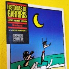 Cómics: HISTORIAS DE GARRIRIS MARISCAL.N°7.COLECCION MISIÓN IMPOSIBLE.1ª EDICIÓN 1987. Lote 175434044