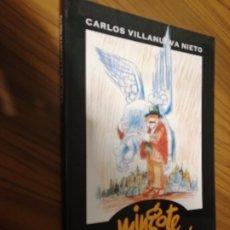Cómics: MINGOTE. PUNTO Y APARTE. CARLOS VILLANUEVA NIETO. TAPA DURA. BUEN ESTADO. DESCATALOGADO. Lote 175466943