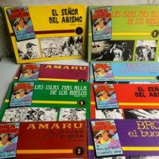 Cómics: BRICK BRADFORD , COLECCION COMPLETA, A FALTA DE EL Nº 10 ( A LA VENTA 9 EJEMPLARES ). Lote 15990032