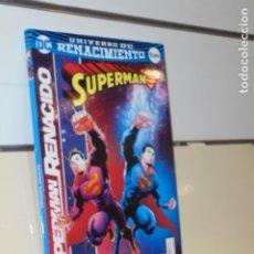 Cómics: UNIVERSO DC RENACIMIENTO SUPERMAN SUPERMAN RENACIDO JURGENS - ECC - OFERTA. Lote 175531157
