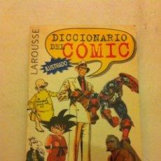 Cómics: DICCIONARIO DEL CÓMIC (LAROUSSE). Lote 175531459