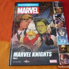 Cómics: ENCICLOPEDIA MARVEL TOMO 74 MARVEL KNIGHTS VOL. 6 ¡MUY BUEN ESTADO! TAPA DURA ALTAYA . Lote 175562875