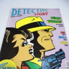 Cómics: TEBEO. DETECTIVE STORY. Nº 1. MYSTERY & SUSPENSE. NEW COMIC 1989. Lote 209091110
