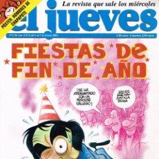 Cómics: REVISTA EL JUEVES,LOTE,1336 AL 1387.AÑO 2003 COMPLETO. Lote 175633748