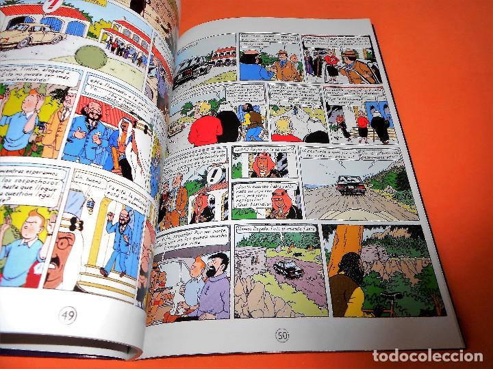 Cómics: TINTIN. LAS AVENTURAS DE TINTIN. TINTIN Y EL ARTE- ALFA. RODIER. CASTAFIORE. SOLO COLECCIONISTAS. - Foto 5 - 175673687