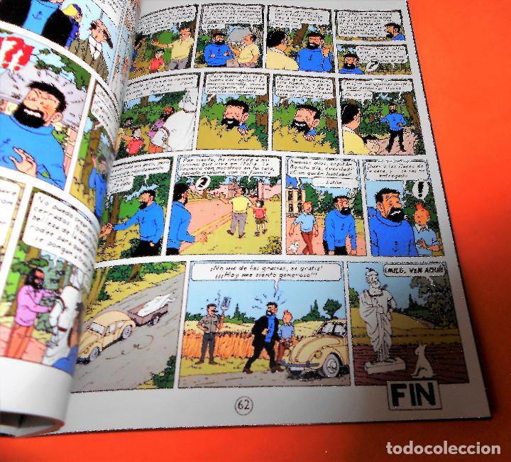 Cómics: TINTIN. LAS AVENTURAS DE TINTIN. TINTIN Y EL ARTE- ALFA. RODIER. CASTAFIORE. SOLO COLECCIONISTAS. - Foto 6 - 175673687