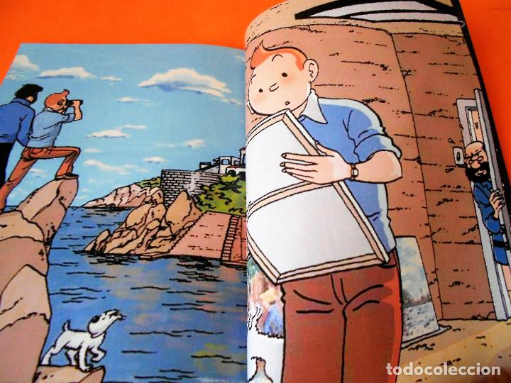 Cómics: TINTIN. LAS AVENTURAS DE TINTIN. TINTIN Y EL ARTE- ALFA. RODIER. CASTAFIORE. SOLO COLECCIONISTAS. - Foto 7 - 175673687