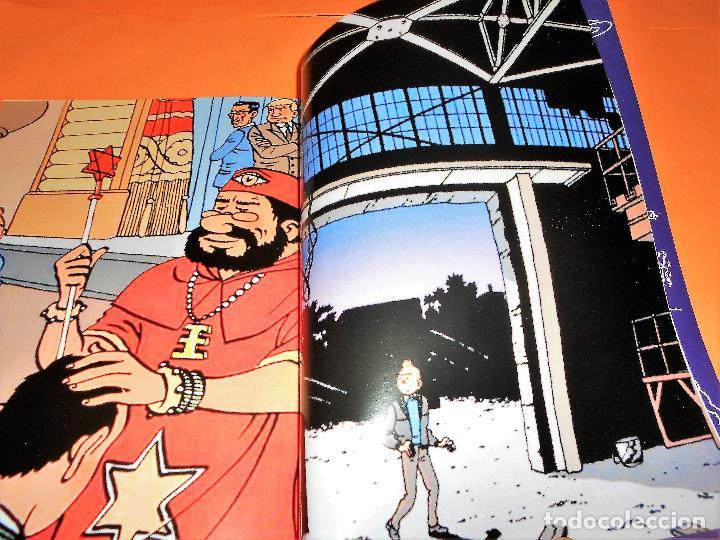 Cómics: TINTIN. LAS AVENTURAS DE TINTIN. TINTIN Y EL ARTE- ALFA. RODIER. CASTAFIORE. SOLO COLECCIONISTAS. - Foto 8 - 175673687
