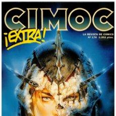 Cómics: CIMOC - COLECCIÓN COMPLETA 1 AL 176 - NORMA EDITORIAL,1980. MUY BUENOS.. Lote 184200092