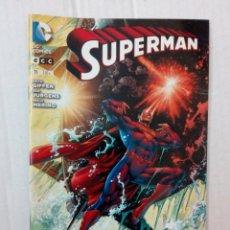 Cómics: SUPERMAN Nº 11. GIFFEN, JURGENS, MERINO. ECC. Lote 175781398