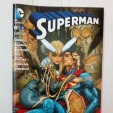 Cómics: SUPERMAN Nº 21. LOBDELL, BARROWS, BORGES, KIRKHAM, DERENICK. ECC. Lote 175781823