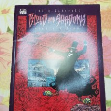 Cómics: BLOOD AND SHADOWS. BOOK FOUR (LANSDALE / NELSON) DC COMICS / VERTIGO. Lote 175893509