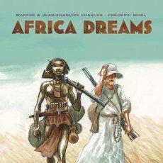 Cómics: AFRICA DREAMS. INTEGRAL - YERMO - CARTONE - IMPECABLE - SUB01Y. Lote 175988099