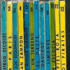 Cómics: COLECCION EPITOM COMPLETA - 12 ALBUMES DE JAIMES - LOTE UNICO EN TODOCOLECCION. Lote 176055832