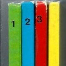 Cómics: COLECCION LA ABEJA MAYA (VIDORAMA) DE JAIMES - 4 TOMOS NUMEROS 1, 2, 3 Y S/N. Lote 176057815