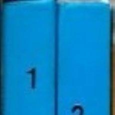 Cómics: COLECCION CHICK BILL COMPLETA : PANICO EN EL RANCHO K.O. Y EL MIEDO AZUL - TORAY 1986, 2 ALBUMES. Lote 176060857