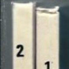 Cómics: LAS AVENTURAS DE RANTANPLAN: EL PADRINO Y LA MASCOTA - COLECCION CASI COMPLETA 2 DE 3 - JUNIOR 80S. Lote 176069063