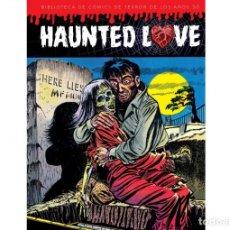 Cómics: HAUNTED LOVE. BIBLIOTECA DE CÓMICS DE TERROR DE LOS AÑOS 50. Lote 176075329