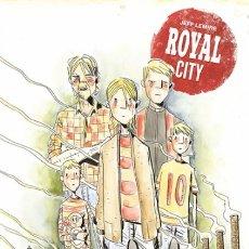 Cómics: ROYAL CITY VOLUMEN 1: FAMILIA DIRECTA (JEFF LEMIRE) ASTIBERRI - CARTONE - OFI15T. Lote 176160302