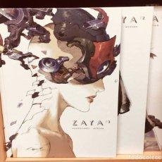 Cómics: ZAYA (OBRA COMPLETA), DE MORVAN Y WEI. DIABOLO EDICIONES.. Lote 176186192