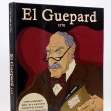 Cómics: PAPERS GRISOS. EL GUEPARD. 1970 (LLUIS JUSTE DE NIN) DE PONENT, 2016. OFRT ANTES 18E. Lote 176197165