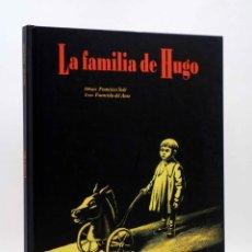 Cómics: PAPERS GRISOS. LA FAMILIA DE HUGO (FCO. SOLÉ / FUENCISLA DEL AMO) DE PONENT, 2013. OFRT ANTES 20E. Lote 176197200