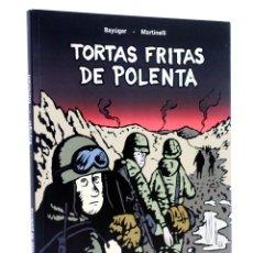 Cómics: SOLYSOMBRA 70. TORTAS FRITAS DE POLENTA (BAYÚGAR / MARTINELLI) DE PONENT, 2014. OFRT ANTES 13E. Lote 176197310