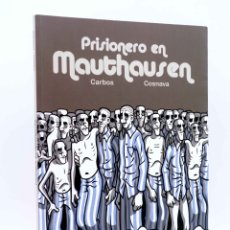 Cómics: CREPÚSCULO 23. PRISIONERO EN MAUTHAUSEN (J. COSNAVA / T. CARBOS) DE PONENT, 2011. OFRT ANTES 17,3E. Lote 176274895
