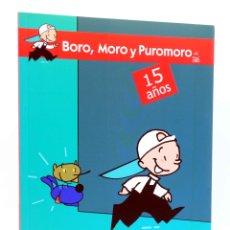 Cómics: CREPÚSCULO 48. BORO, MORO Y PUROMORO (ÁLVARO PONS / TONI CABO) DE PONENT, 2014. OFRT ANTES 20E. Lote 176274945