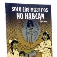 Cómics: CREPÚSCULO 56. SOLO LOS MUERTOS NO HABLAN (ÁNGEL MUÑOZ) DE PONENT, 2015. OFRT ANTES 20E. Lote 176274960