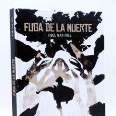 Cómics: EL CUARTO OSCURO 5. FUGA DE LA MUERTE (FIDEL MARTÍNEZ) DE PONENT, 2016. OFRT ANTES 20E. Lote 176275020