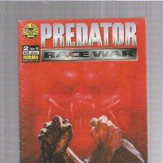 Cómics: PREDATOR RACE WAR 2. Lote 176283374
