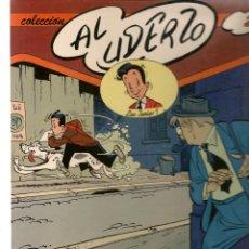 Cómics: COLECCIÓN AL UDERZO. Nº 2. LAS JOYAS ROBADAS. JUNIOR / GRIJALBO / MONDADORI, 1989. (P/B73). Lote 176287365
