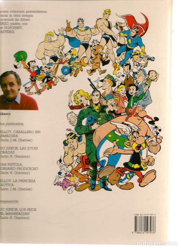 Cómics: COLECCIÓN AL UDERZO. Nº 4. LA PRINCESA CAUTIVA. JUNIOR / GRIJALBO / MONDADORI, 1990. (P/B73) - Foto 2 - 176287520