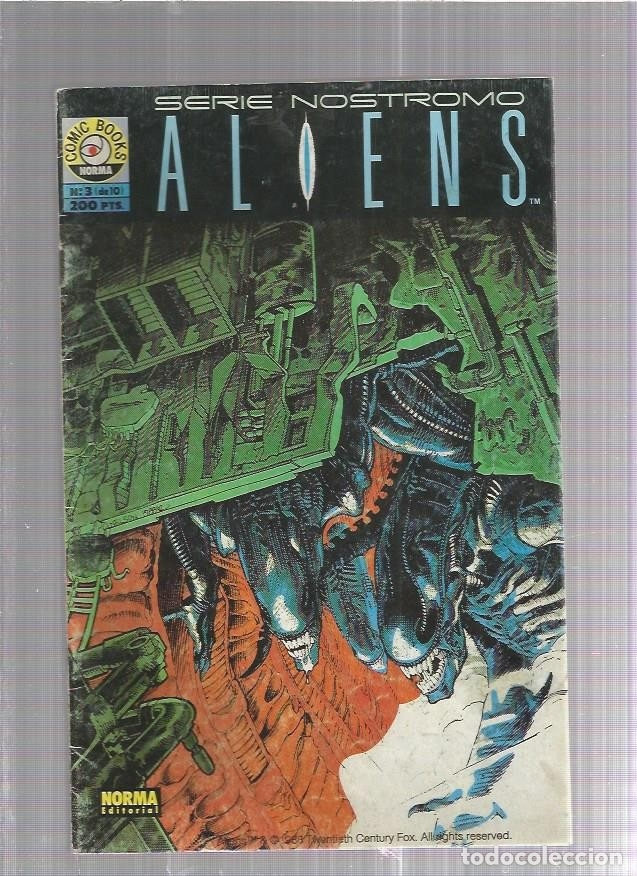 ALIENS 3 (Tebeos y Comics Pendientes de Clasificar)