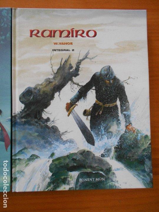 Cómics: RAMIRO - EDICION INTEGRAL COMPLETA - TOMO 1 Y 2 - W. VANCE - PONENT MON (HI) - Foto 3 - 176288418