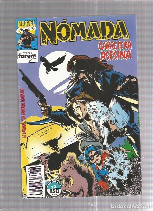 NOMADA 2 (Tebeos y Comics Pendientes de Clasificar)