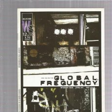 Cómics: GLOBAL FREQUENCY 12. Lote 176289302