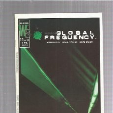 Cómics: GLOBAL FREQUENCY 11. Lote 176289442